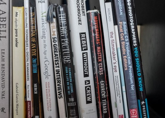 All time best top 12 Books on Filmmaking