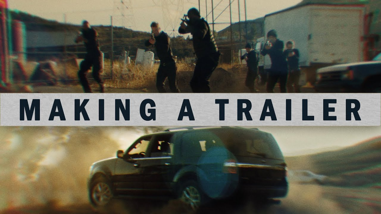 Here's How a Good Movie Trailer is Made