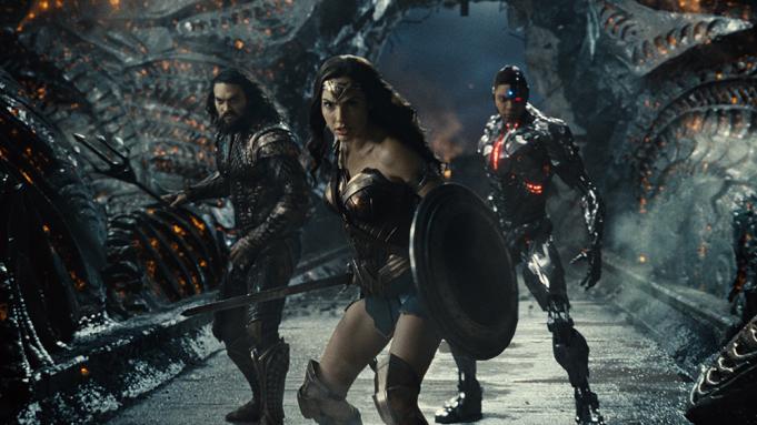 Zack Snyder's Justice League Film Recensie 2021