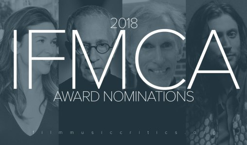 IFMCA Award Nominations 2018 | IFMCA: International Film Music