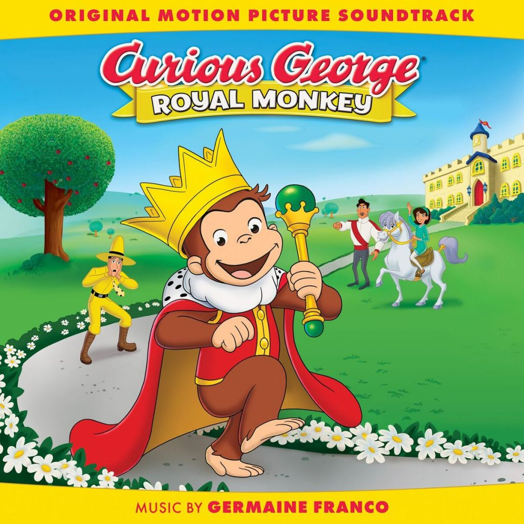 Curious George Royal Monkey Soundtrack Album Announced