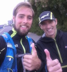 Ben Smith Running Marathons is Easy