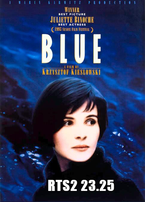 Tri boje - Plavo