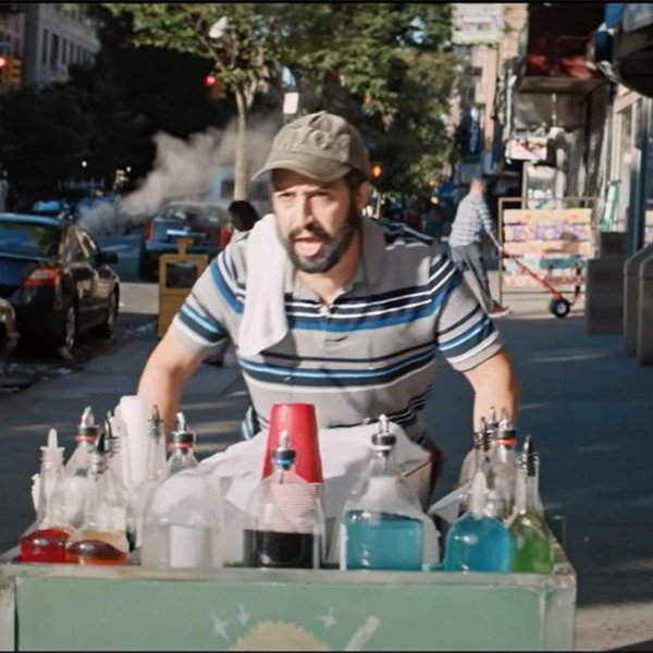 Lin-Manuel Miranda as Piragüero in 'In the Heights' in Theaters and on HBO Max
