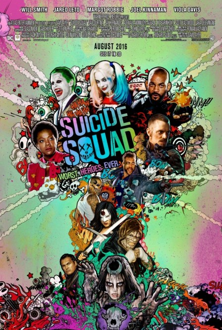 Suicide Squad - Main Post