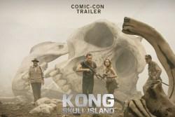 Kong: Skull Island  – Έφη Κοκκίνη