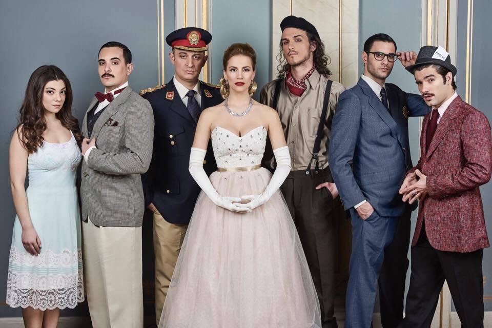 Το θρυλικό μιούζικαλ Evita έρχεται σε Αθήνα και Θεσσαλονίκη