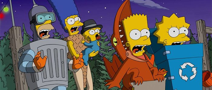 Alle 'The Simpsons' Treehouse of Horror Episoder er nå tilgjengelig i en samling på Disney+