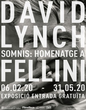 Imatge expo Lynch-Fellini