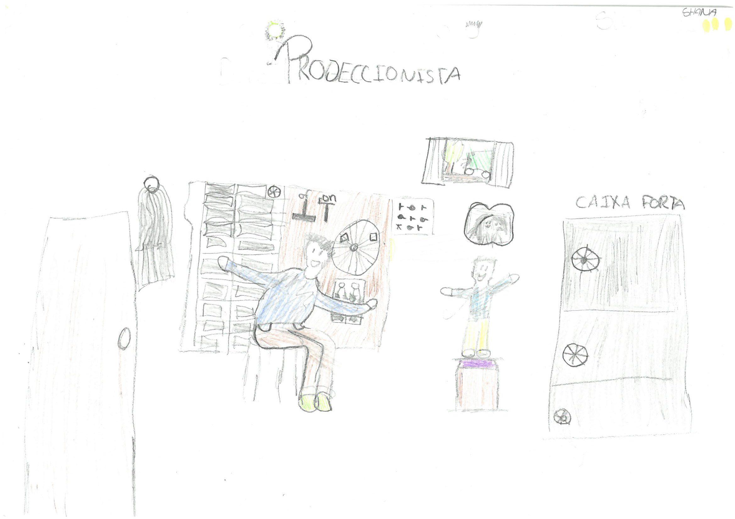 Aquest curs l'escola Drassanes apadrina la Filmoteca