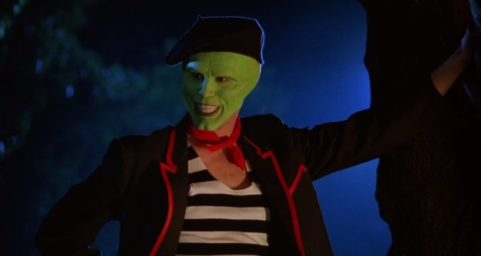 1994 In Film The Mask Filmotomy
