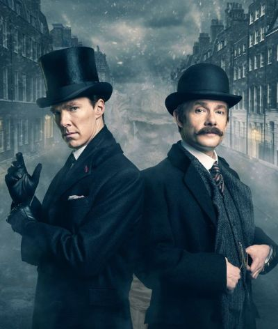 Sherlock victorian christmas special details, trailer and more