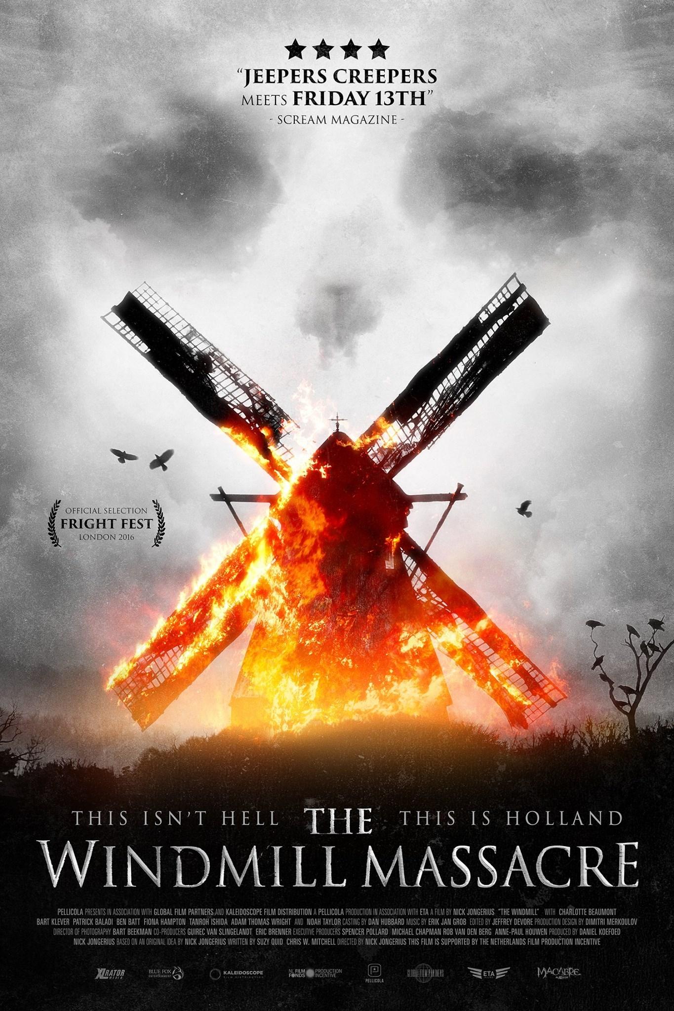 The Windmill aka The Windmill Massacre (2016)