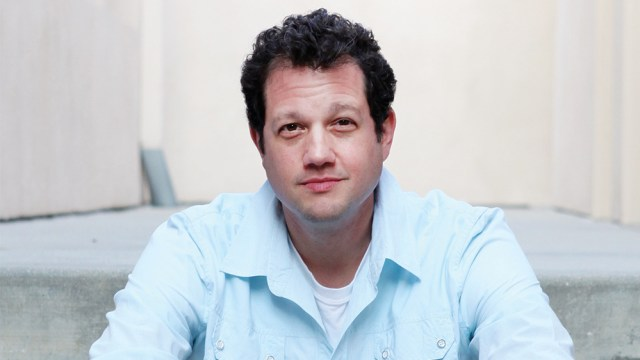 Michael Giacchino is photographed on April 6, 2011 in Burbank, Calif. (Photo by Deborah Coleman / Pixar)