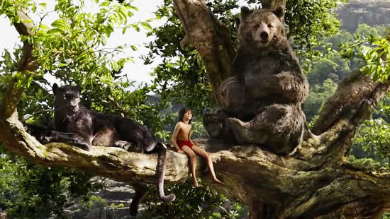 DVD review: The Jungle Book