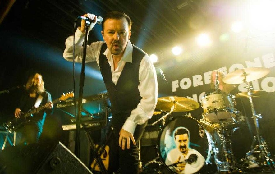 Film review: David Brent: Life on the Road