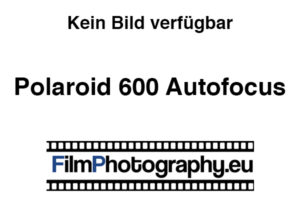 Polaroid 600 Autofocus Sofortbildkamera