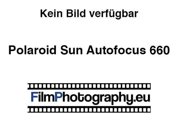 Polaroid Sun Autofocus 660 Sofortbildkamera