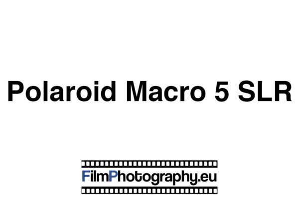 Polaroid Image / Polaroid Spectra Sofortbildkameras