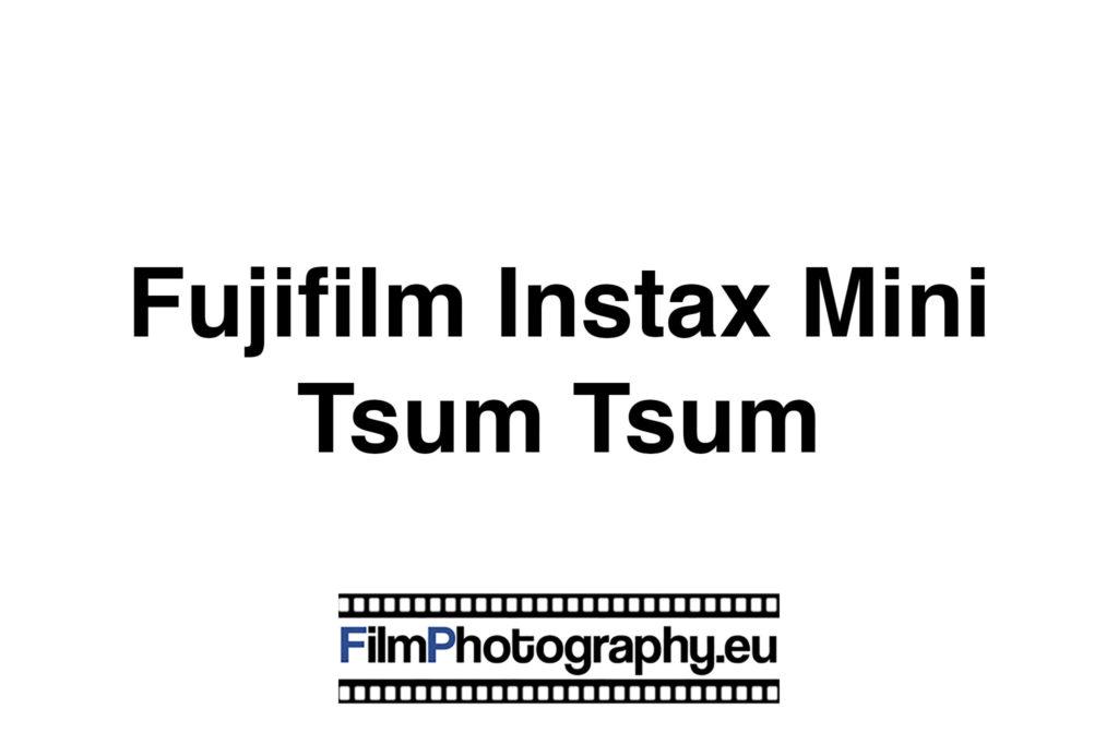 Fujifilm Instax Mini Tsum Tsum