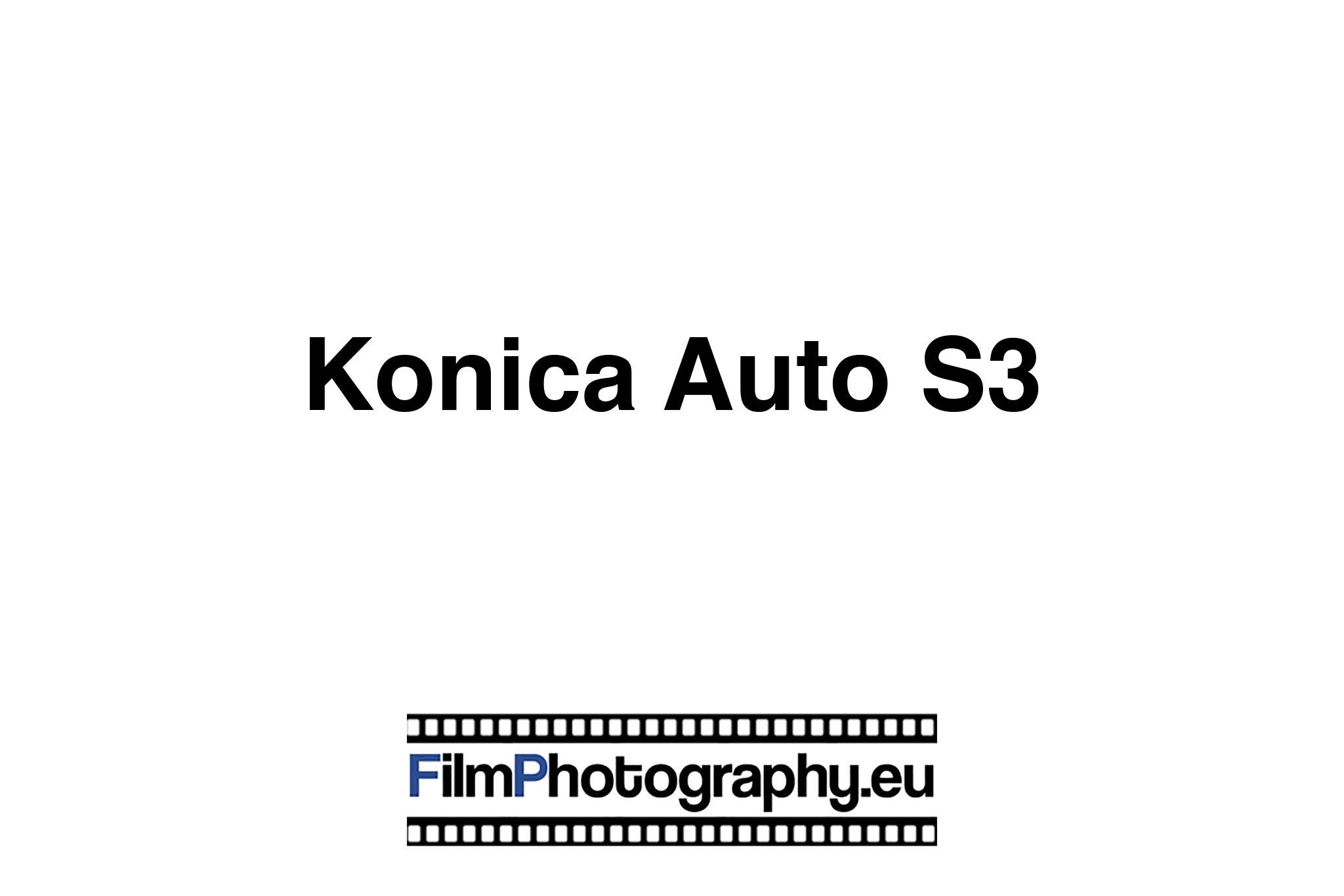 Konica Auto S3
