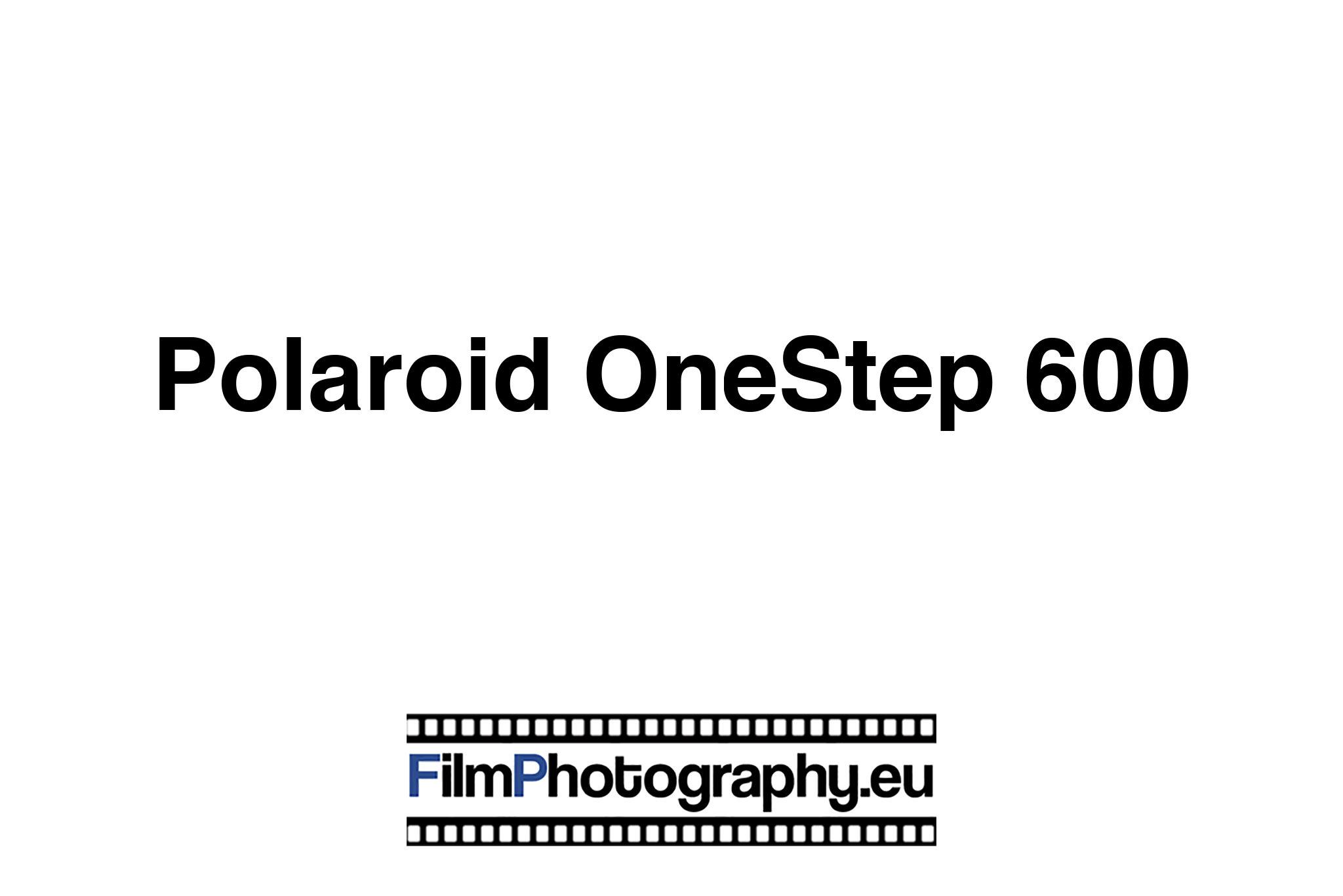 Polaroid One Step Flash Sofortbildkamera