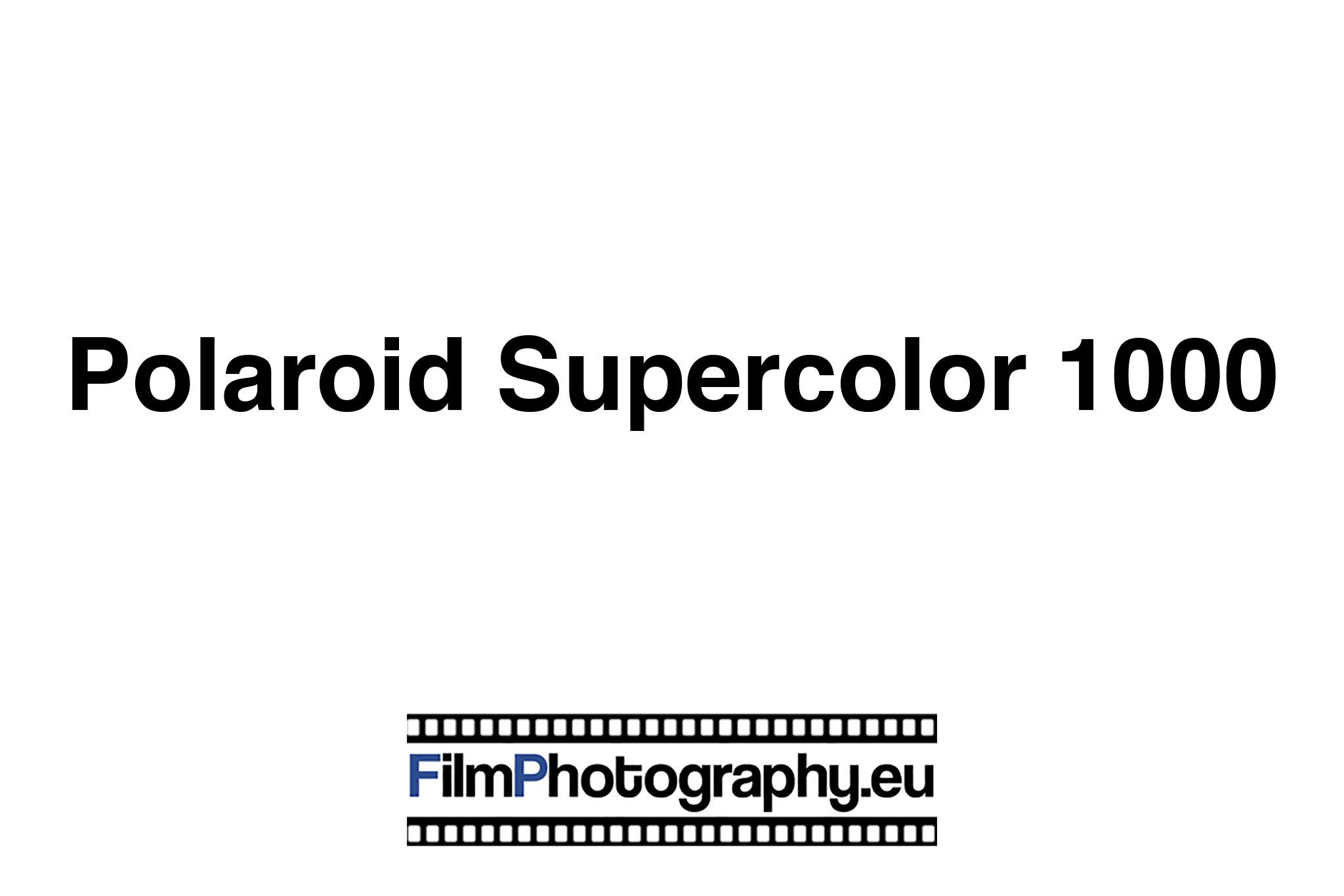 Polaroid 2000 Land Camera SX-70 Sofortbildkamera