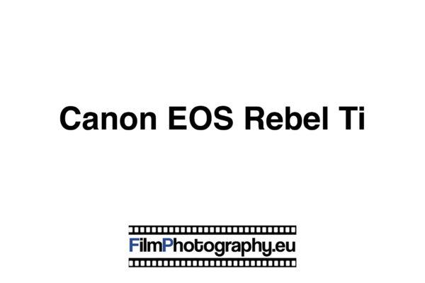 analoge Kameras und alle wichtigen Infos