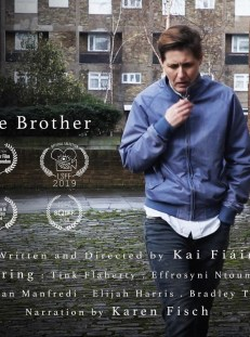 4. The Brother poster