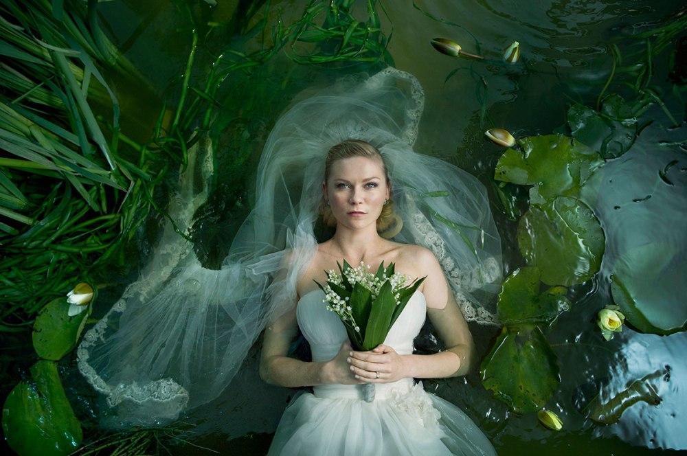 Melancholia Film Starring Kristen Dunst