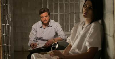 Colin Firth investigates a supposedly occult murder in Devil's Knot