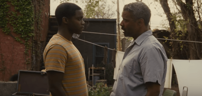Fences movie review  Film Racket Movie Reviews