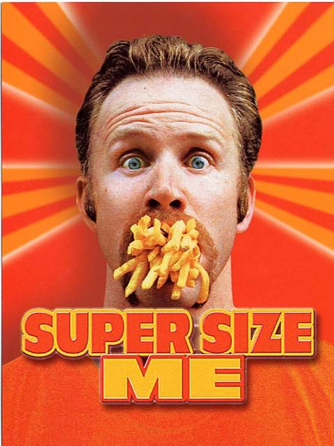 Image result for supersize me