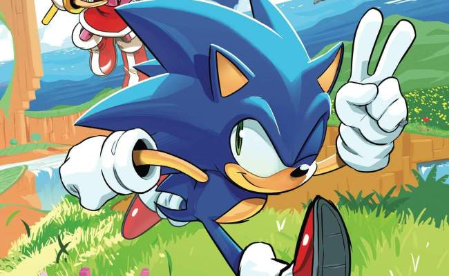 James Marsden To Race Through The Green Hill Zone In