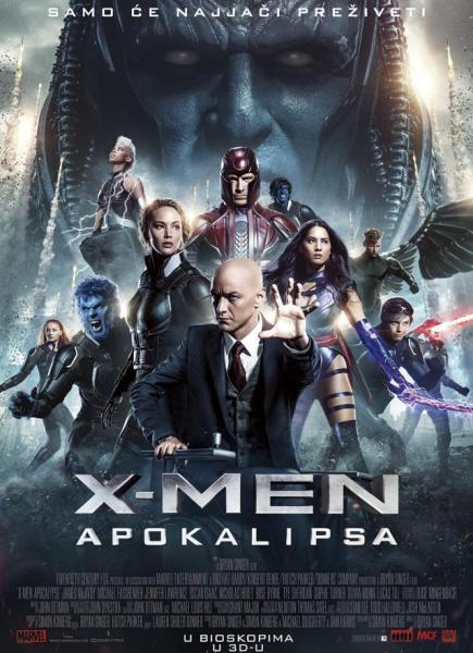 x-men: apokalipsa