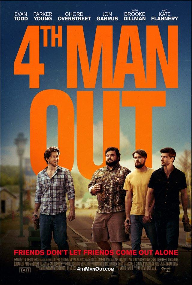 tri muškarca i onaj četvrti