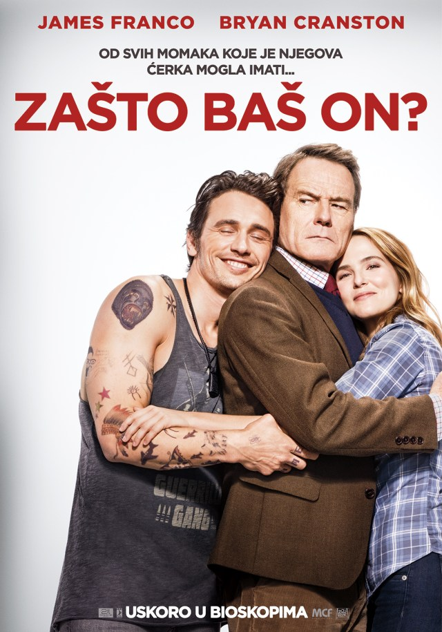 Zašto baš on? Why him?