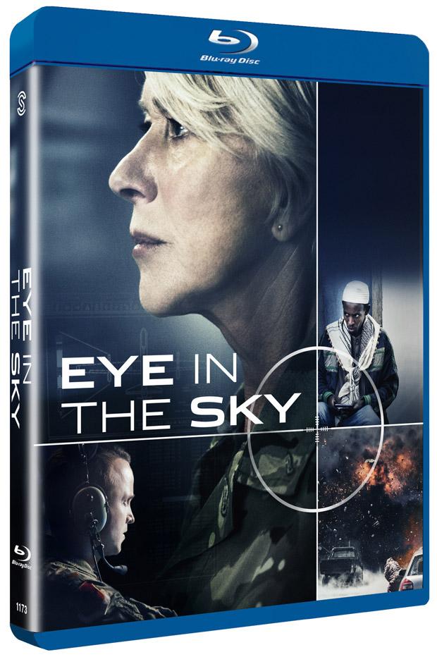 EYE IN THE SKY: Helen Mirren som benhård oberst i krigs-thriller – Filmskribenten