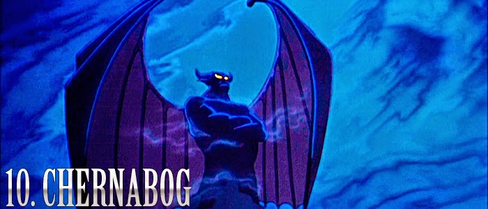 Snob Top Ten: Disney Villains (Animated) – FilmSnobReviews