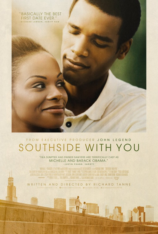 'Southside with You' Movie Poster