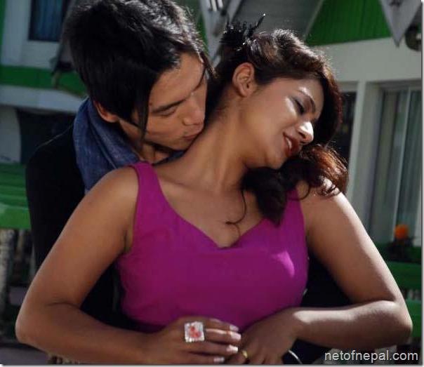 keki and abinash biteka pal - shooting photo 1