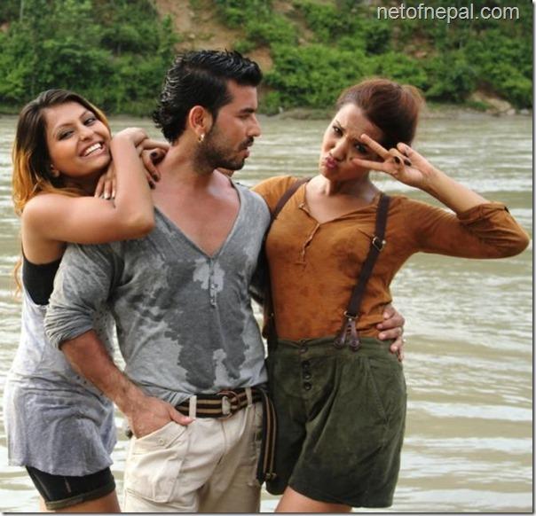 priyanka shikha and raj shooting vigilante
