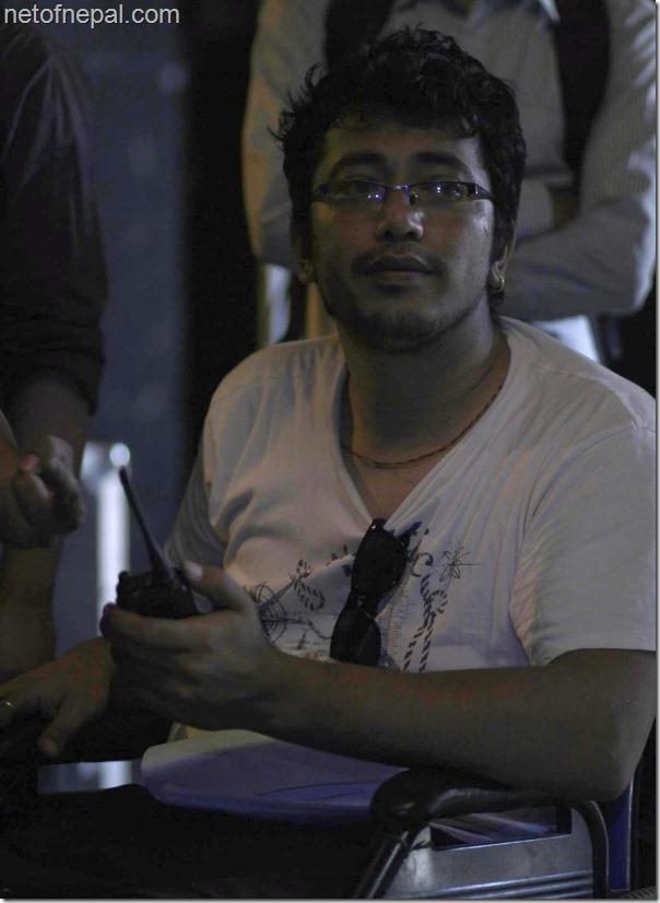 mokshya shooting  prabeen directing