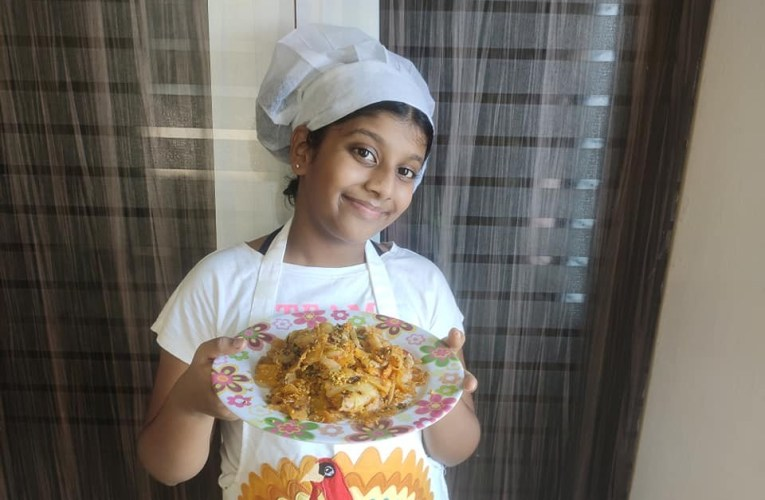 What's in the Age? This 10-Year-Old Pastry Brand Owner From Chennai Is Baking Some Storms!