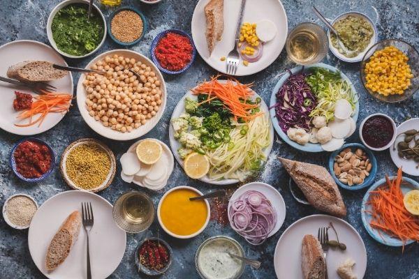 Opting for a vegan diet
