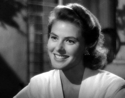Image result for INGRID BERGMAN