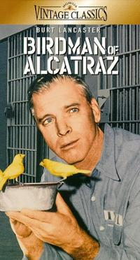The real 'Birdman of Alcatraz'.