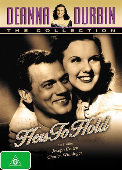 Joseph Cotten & Deanna Durbin - lovers or not?