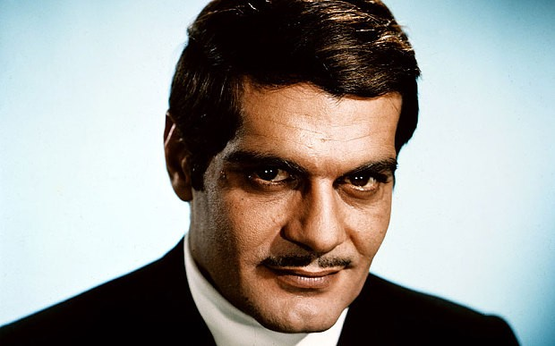 Omar Sharif -Egypt's superstar.