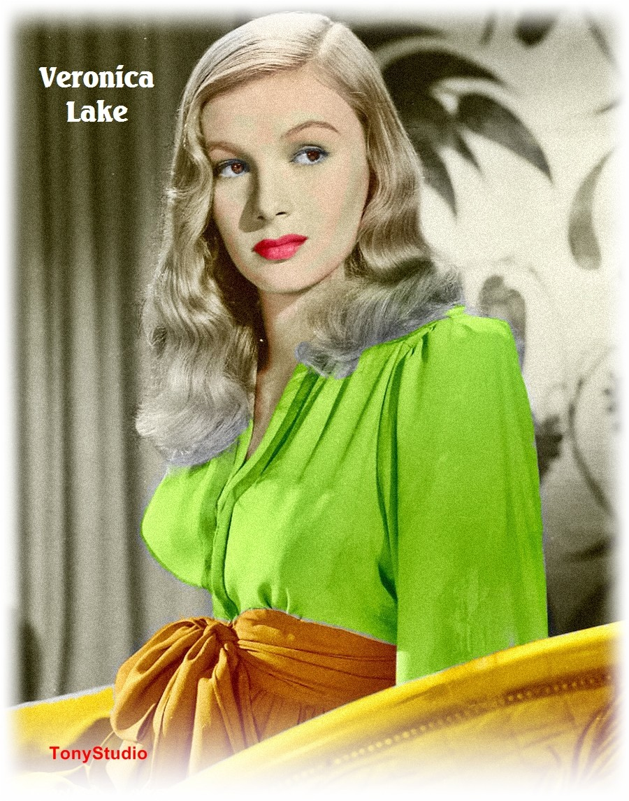 What was Veronica Lake really like?